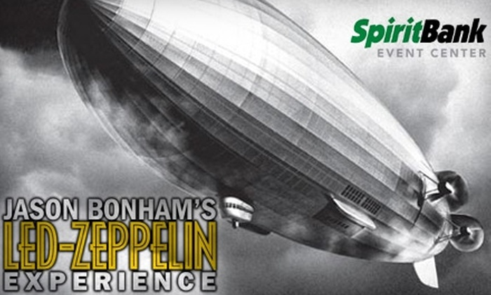 SpiritBank Event Center - Bixby: One Ticket to Jason Bonham's Led Zeppelin Experience (Up to $55 Value). Choose Between Two Options.