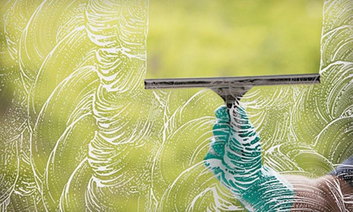 Cal Services - Central Fresno: $49 for Window Cleaning for Up to 20 Exterior Windows from Cal Services ($100 Value)