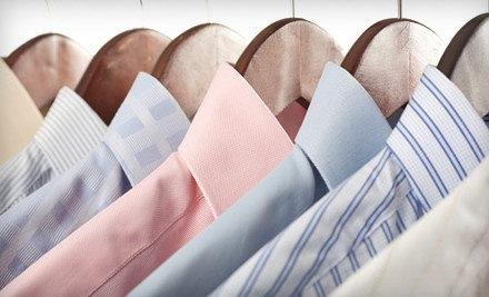 $30 Worth of Dry Cleaning and Laundry Services - Coquitlam Fine Dry Cleaners and Lake City Cleaners in Coquitlam