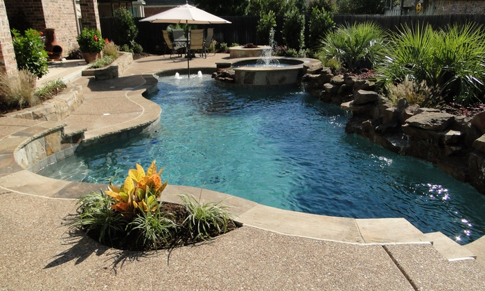 C&S Pools - Mc Kinney: $88 for $160 Groupon — C&S Pools