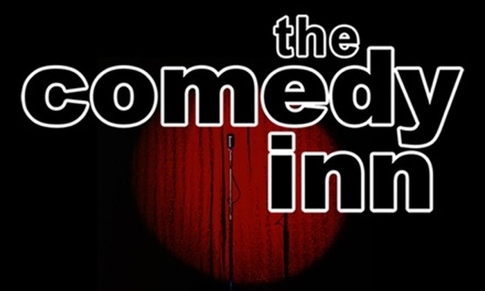 The Comedy Inn - Palmetto Bay: $25 for Premium Open Bar and Two Tickets to The Comedy Inn ($70 Value)