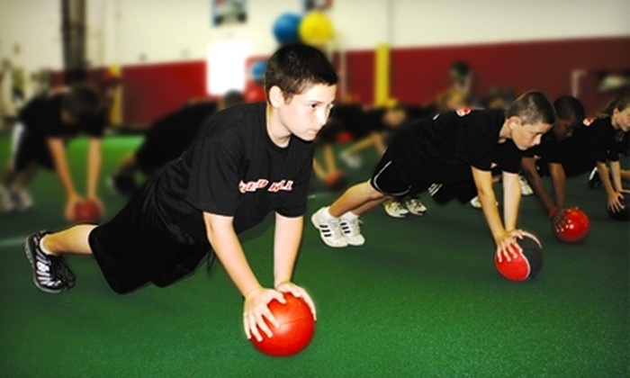 Parisi Speed School's - Multiple Locations: $59 for One Athletic-Performance Evaluation and Five Training Sessions at Parisi Speed School in Greensboro (Up to $184 Value)