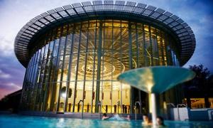Les Thermes de Spa: Lekker ontspannen! € 29,99 voor een dag lang onbeperkte toegang tot de Thermen van Spa voor 2 personen