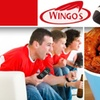 Half Off Wings and More at Wingo's
