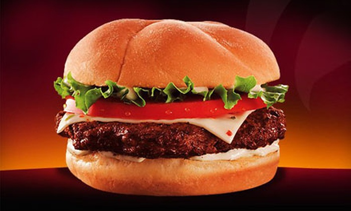 Back Yard Burgers Missouri - Multiple Locations: $5 for $10 Worth of Burgers, Sandwiches, and Hand-Dipped Milk Shakes at Back Yard Burgers