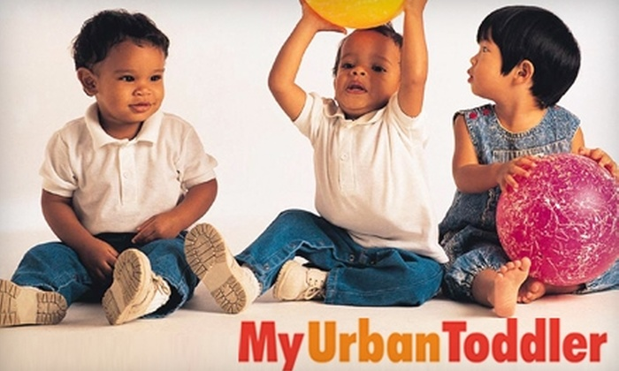 My Urban Toddler - Pittsfield: Membership and Apparel at My Urban Toddler in Saline. Choose from Two Options.