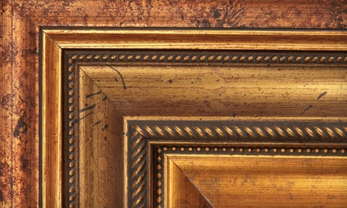 The Art Experience - Avon: $55 for $125 Toward Custom Framing at The Art Experience in Avon