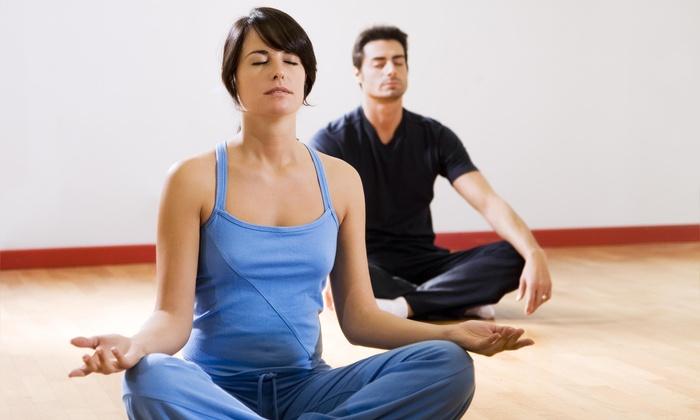Soleil Power Yoga - North Hampton: Eight Weeks of Hot Yoga Classes at Soleil Power Yoga (45% Off)