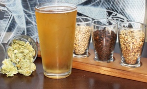 ESB Brewing: $15 for Craft Beer Brewery Tasting Package for Two at ESB Brewing ($32 Value)