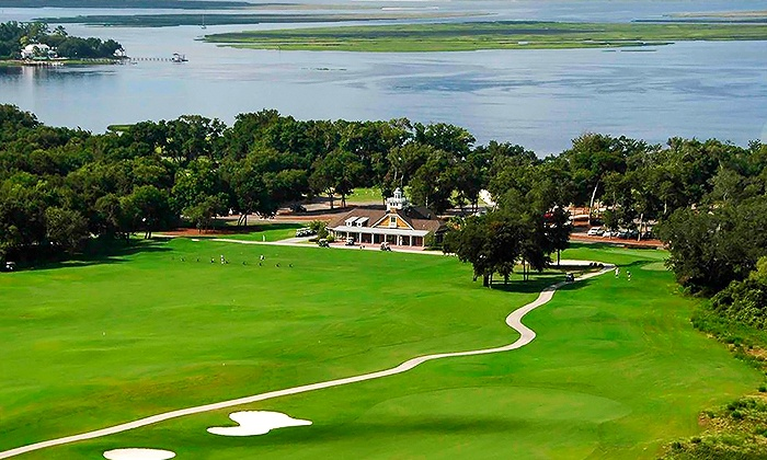 The Amelia River Golf Club - Fernandina Beach: $189 for Two Rounds of Golf, Five Lessons, and Hybrid Golf Club at The Amelia River Golf Club ($735.90 Value)