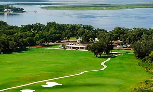 The Amelia River Golf Club: $189 for Two Rounds of Golf, Five Lessons, and Hybrid Golf Club at The Amelia River Golf Club ($735.90 Value)