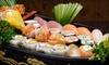 Takara Japanese Restaurant - Islandia: $49 for an Omakase Chef's Tasting Menu for Two at Takara Japanese Restaurant ($100 Value)