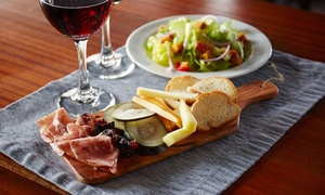 La Boheme Restaurant & Piano Bar: Cuban Tapas and Wine for Two or Four at La Boheme Restaurant & Piano Bar (Up to 34% Off)