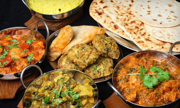 Minar Palace - Washington Square West: Indian Food for Two or Four at Minar Palace (Up to 52% Off). Two Options Available.