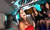 Allure Limo Service - Grand Rapids: Party-Bus Rental with Fully Stocked Mixers from Allure Limo Service (Up to 62% Off). Three Options Available.