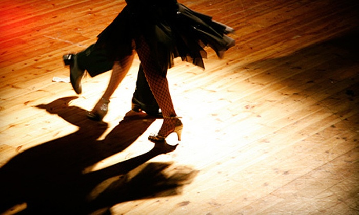 Salsaddiction - Edmonton: $39 for Salsa Package with Six Classes, Two Latin Night Outs, and One Salsa Social from Salsaddiction ($100 Value)