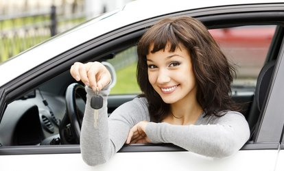 image for Four Sessions of Driver's Education Classroom Instruction, or Online Course from TRTS Newport (Up to 78% Off)