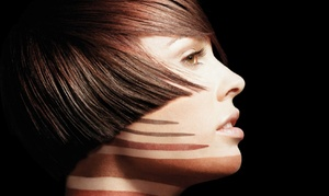 Paul Mitchell The School Atlanta: Haircuts and Color Treatments at Paul Mitchell The School Atlanta (Up to 59% Off). Four Options Available.