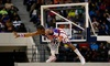 Harlem Globetrotters **NAT** - Gila River Arena: Harlem Globetrotters Game at Jobing.com Arena on February 8 at 2 p.m. or 7 p.m. (Up to 41% Off)