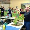 64% Off BYOB Painting Class in Cornelius