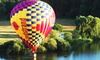 Skyward Balloons - Kitchener - Waterloo: Hot Air Balloon Ride from Skyward Balloons (Up to 40% Off). Three Options Available.
