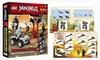 LEGO Ninjago Brickmaster: $17.99 for a LEGO Ninjago Brickmaster ($29.99 List Price). Free Shipping and Returns.