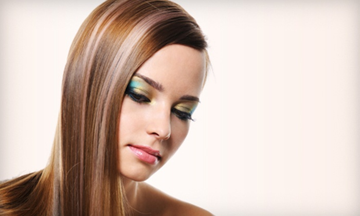 Salon Fusion - South Bend: Brazilian Blowout or Full-Dimensional Color at Salon Fusion