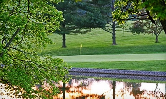 Woodford Hills Country Club - Versailles: $40 for 18 Holes of Golf for Two and a Cart at Woodford Hills Country Club