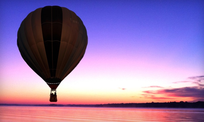 Beautiful Balloons - Lindsay: Weekday or Anytime Hot Air Balloon Adventures for One or Two from Beautiful Balloons in Lindsay (Up to 60% Off)