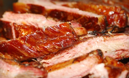 $20 Groupon to Big Daddys All American BBQ - Big Daddys All American BBQ in Jenks