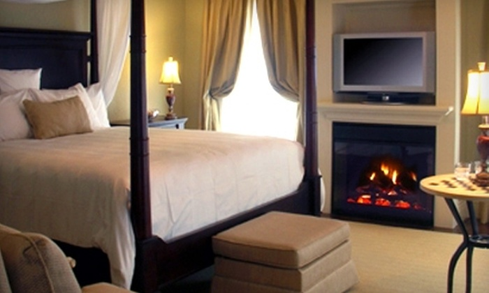 Barton Hill Hotel & Spa - Lewiston: $99 for a One-Night Stay in a Queen Room Plus $25 Spa Credit at Barton Hill Hotel & Spa in Lewiston, New York ($204 Value)