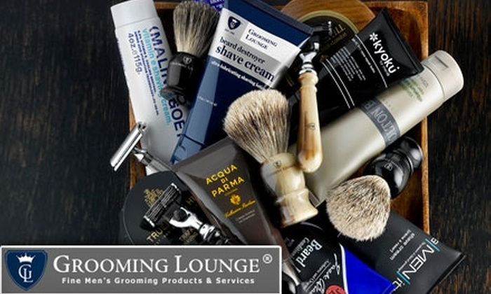 The Grooming Lounge & Groominglounge.com: $15 for $30 Worth of Men's Grooming Products from GroomingLounge.com