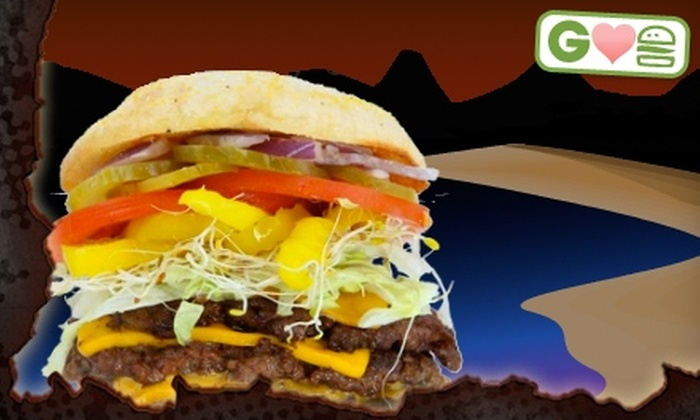 Relish Big Tasty Burgers - Gainesville: $5 for $10 Worth of Specialty Burgers at Relish Big Tasty Burgers