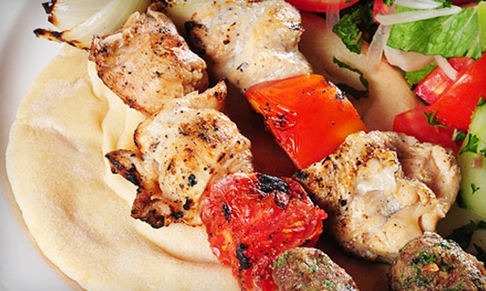 Sim Sim Cafe - Brooklyn: Russian and Mediterranean Meal for Two or Four at Sim Sim Cafe in Brooklyn (Up to 73% Off)