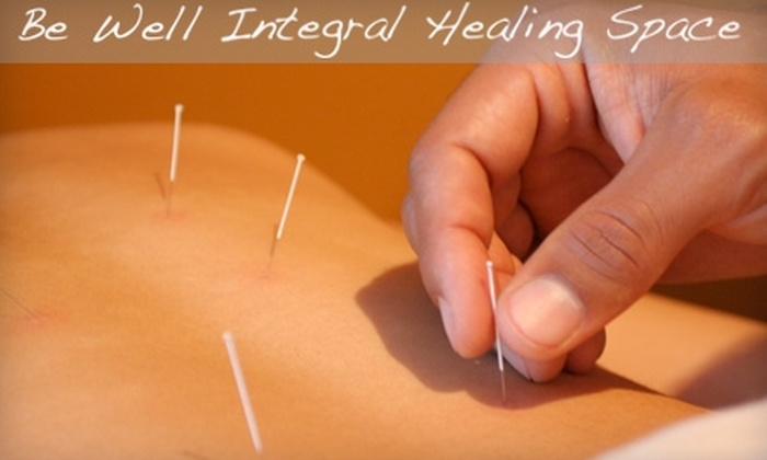 Be Well Integral Healing Space - Pill Hill: $40 for Initial Acupuncture Session at Be Well Integral Healing Space in Oakland ($150 Value) in Oakland