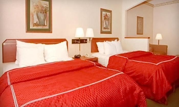Comfort Suites Southwest - Far Southwest: Deluxe One-Night Stay at Comfort Suites Southwest. Two Options Available.