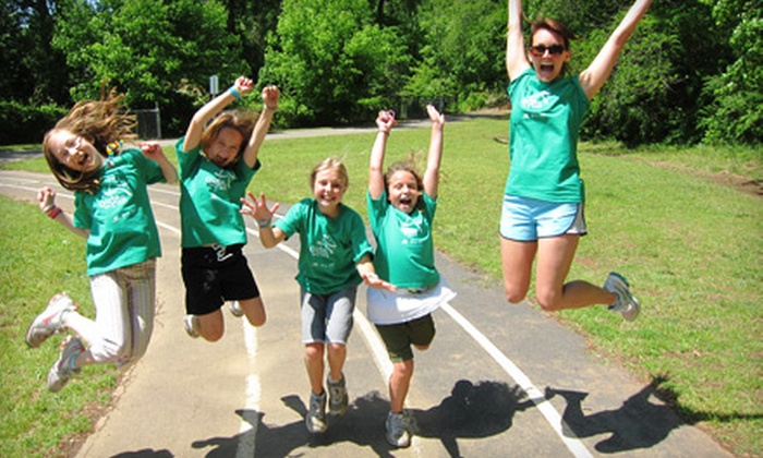 Girls on the Run Cabarrus and Mecklenburg Counties - Eastover: If G-Team Members Raise $160, Then One Girl Can Be Sponsored in a 10-Week Healthful-Living Program