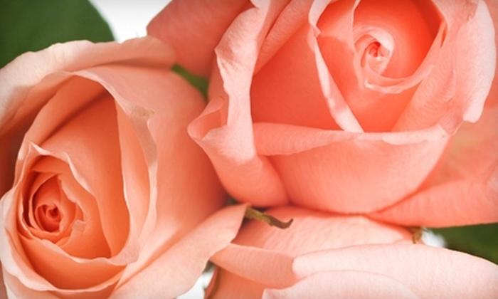 Sugar Rose Floral Studios - Olds: $25 for $50 Worth of Arrangements & Fresh-Cut Flowers at Sugar Rose Floral Studios