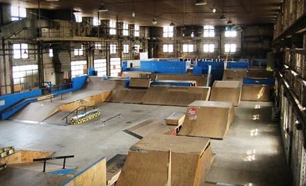 4 Seasons Skate Park - 4 Seasons Skate Park in Milwaukee