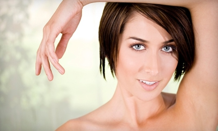 Skin Solutions - Parkville: Photofacial or Laser Hair Treatments at Skin Solutions in Parkville. Two Options Available.