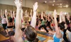 Modo Yoga Minneapolis - Cedar Isles - Dean: $10 for a Yoga Class for Two at Moksha Yoga Minneapolis (Up to $34 Value)