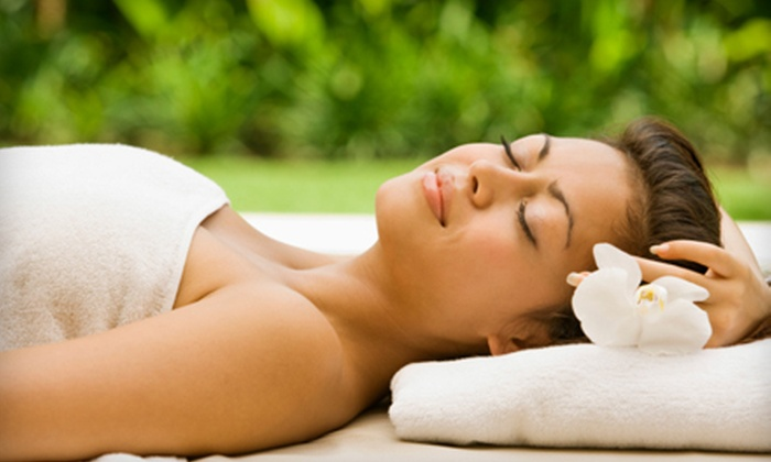 Skin Wellness - Cherry - Guardino: $80 for a Hydrating Body Wrap and a Reflexology Massage at Skin Wellness in Fremont ($195 Value)