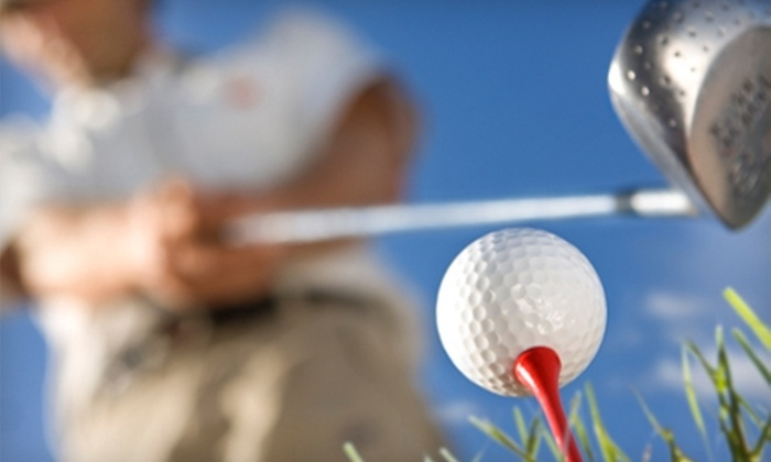 Winning Ways Golf Development - Multiple Locations: $169 for an 18-Hole Golf Lesson with a Professional from Winning Ways Golf Development ($550 Value)