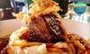 CLOSED- Japoix Restaurant - Capitol Hill: Upscale Dinner for Two or $12 for $25 Worth of Lunch at Japoix Restaurant & Lounge (Up to 52% Off)