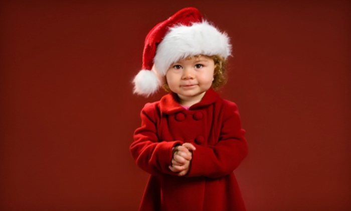 Ryan Willis Photography - Los Gatos: $65 for Holiday Photoshoot and Print Package at Ryan Willis Photography in Los Gatos ($230 Value)