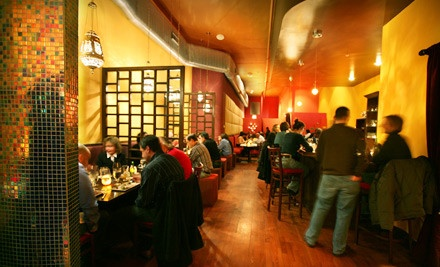 3-Course Prix Fixe Meal for 2: Valid Sun.-Thurs. (up to a $55 value) - Marigold Restaurant in Chicago
