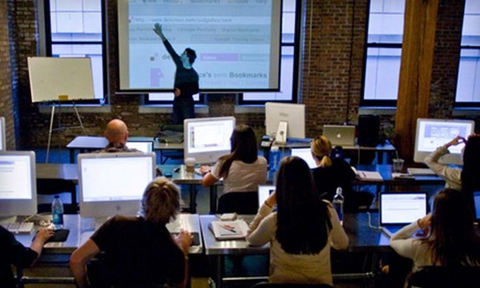 Digital Bootcamp - Chicago: One-Day or Eight-Week Computer-Training Course at Digital Bootcamp