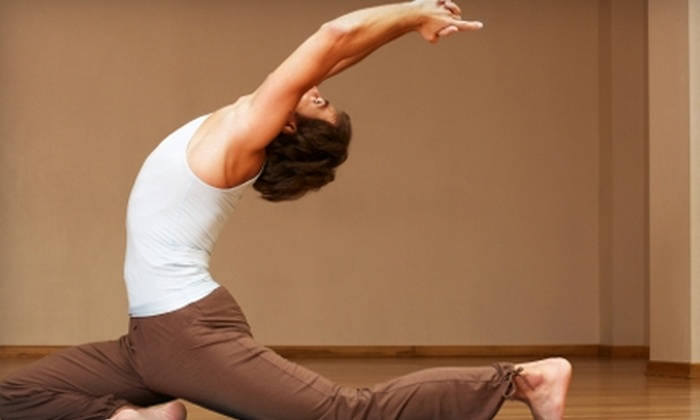 Texas Yoga Center - Houston: $30 for Five Basic Yoga Classes at Texas Yoga Center ($60 Value)