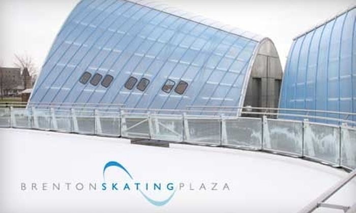 Brenton Skating Plaza - East Village: $40 for a 10-Punch Skating Pass with Skate Rental at Brenton Skating Plaza