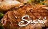 Sanibel Chophouse - Lynbrook: $20 for $40 Worth of Steaks, Seafood, and More at Sanibel Chophouse in Lynbrook